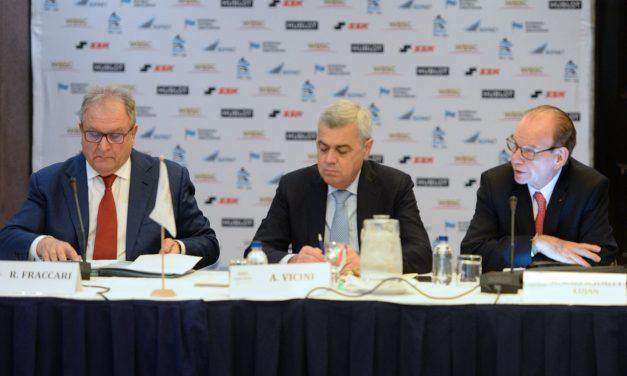 La réunion du Comité Exécutif de la WBSC à Paris streamée en live ce vendredi