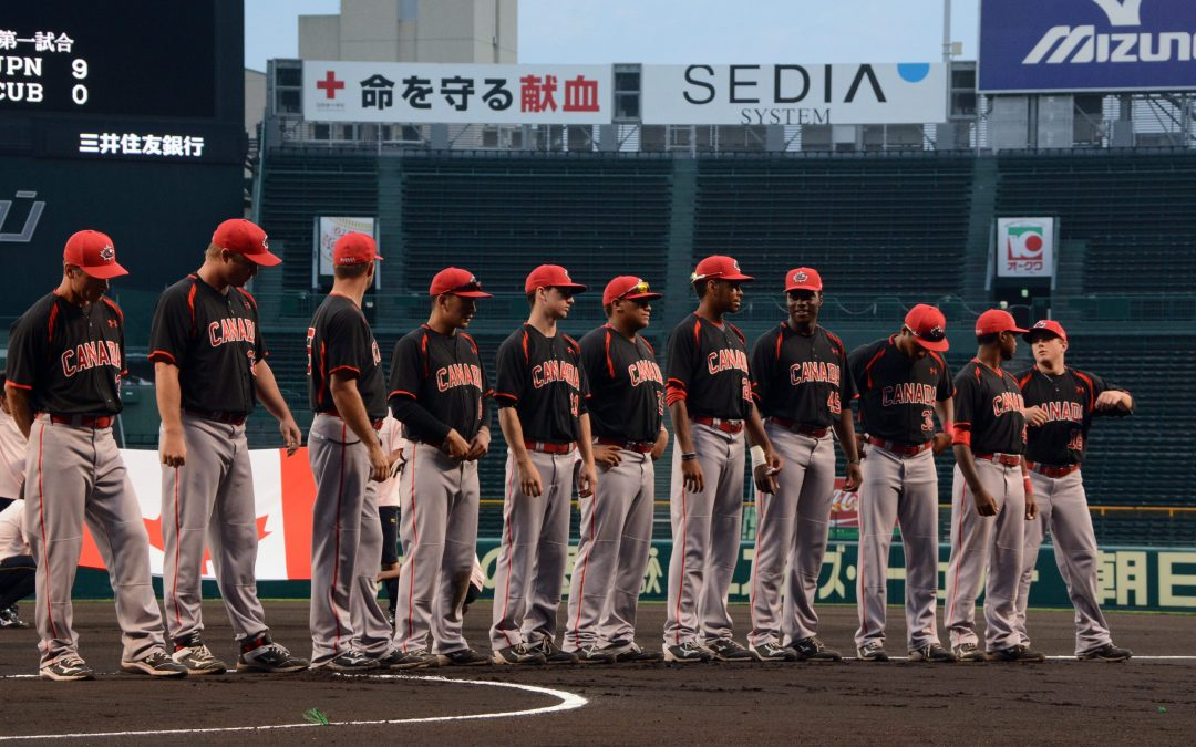 Air Canada comes aboard as Official Sponsor of WBSC U-18 Baseball World Cup 2017 Thunder Bay