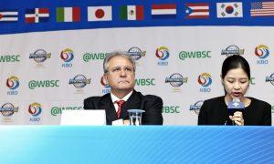 WBSC President Riccardo Fraccari: 2016 a 'historic' year for baseball and softball