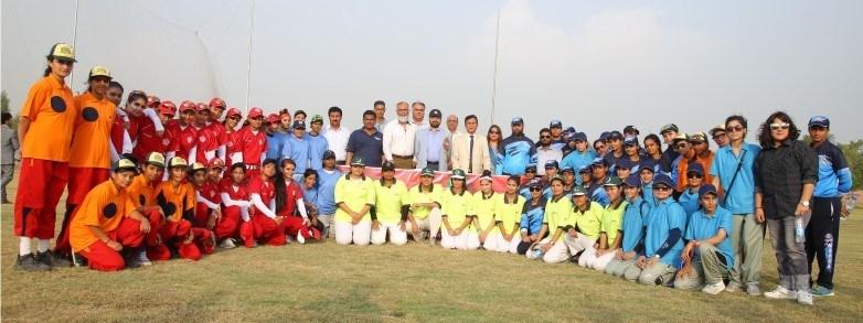 Inaugurado el campeonato nacional de béisbol femenino en Pakistán