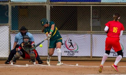 Women's Softball: Asia Pacific Cup finale broadcast to millions in Asia and Oceania