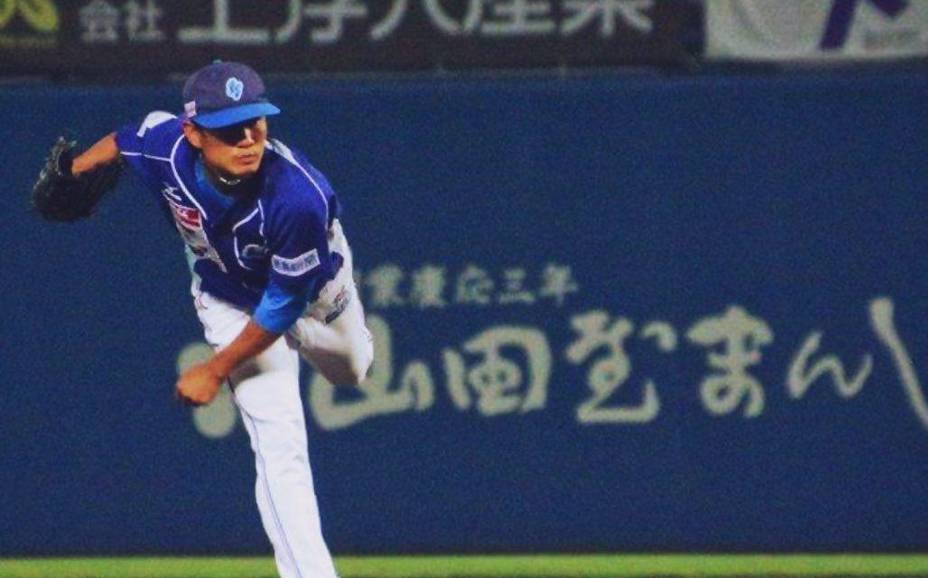 ゾーゾー・ウー  ミャンマー出身初のプロ野球選手