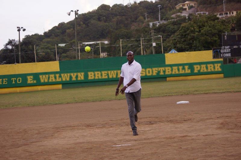 Softbol será nombrado un deporte Nacional en las Islas Vírgenes Británicas