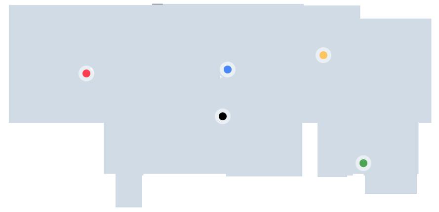 Federations Map