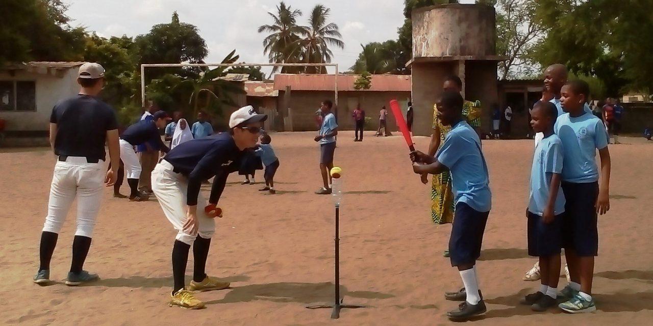 More steps forward for baseball in Tanzania