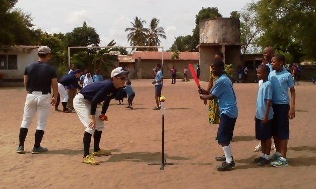 坦尚尼亞棒球向前大步邁進