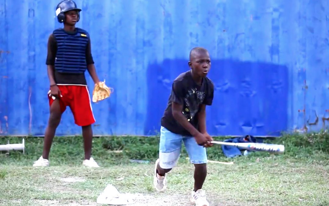 Dominican Republic supports baseball development in Haiti