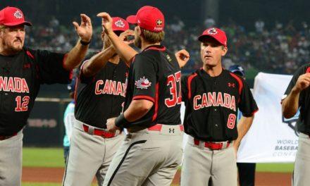 캐나다, 대만과 막상막하 승부 끝에 A조 선두