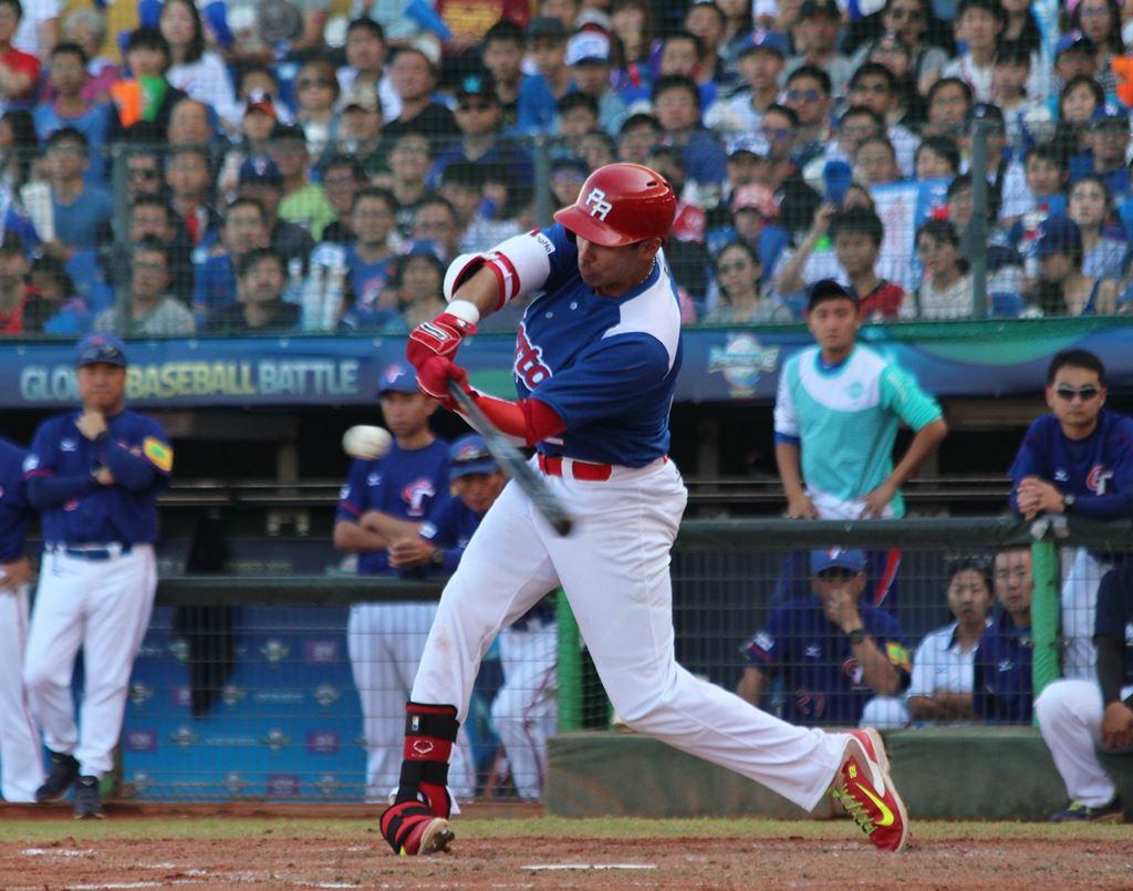 Monday Quarterfinals set for WBSC Premier12 Global Baseball Championship