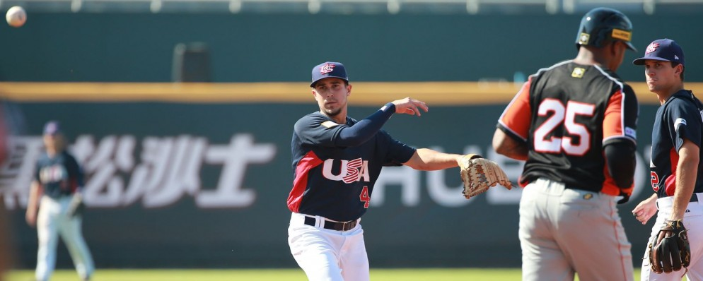 WBSC Premier12 down to four nations as semifinals schedule announced for Global Championship