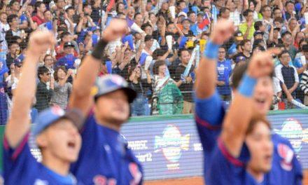 プレミア12 台湾テレビで高視聴率記録更新