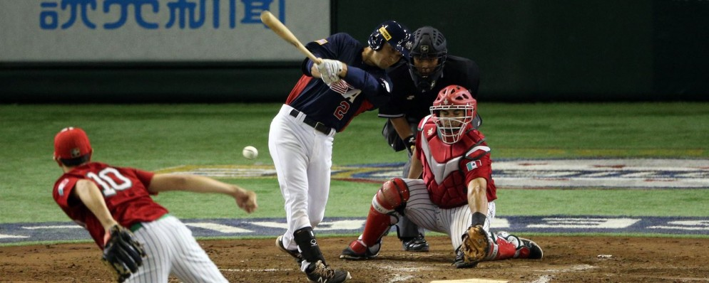USA beats Mexico, will face South Korea in first-ever WBSC Premier12 Final