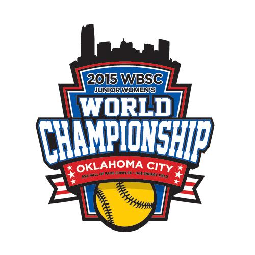 XI Jr. Women's Softball World Championship Logo