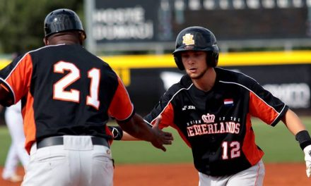 Netherlands top Czech Republic to claim U-23 Euro title, both qualify for WBSC U-23 Baseball World Cup 2018