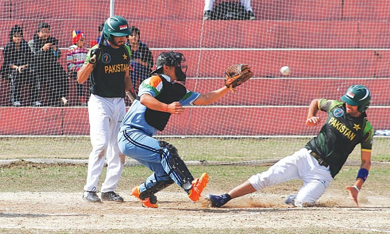 Pakistan Khawar Shah baseball championship opens in Lahore
