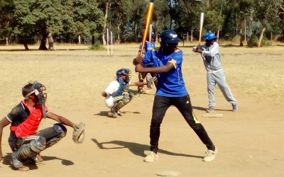 Baseball in schools in Tanzania: intensive training on 15 and 16 July