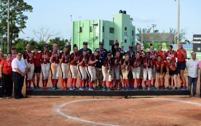 USA wins Pan American Women's Softball Championship over Mexico, qualify for Chiba 2018
