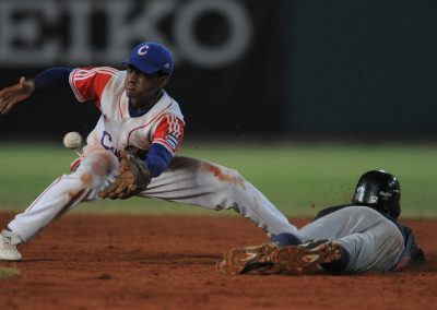 usa-cuba championship game of the 2009 AA World Cup
