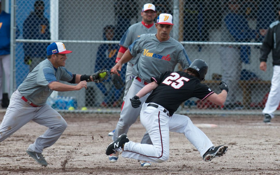 No. 7 Venezuela upsets No. 1 New Zealand on Day 5 at the WBSC Men's Softball World Championship