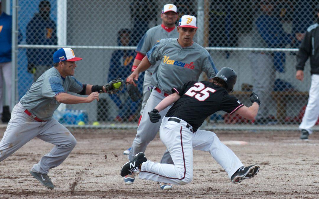 No. 7 Venezuela upsets No. 1 New Zealand on Day 5 at the WBSC Men's Softball World Championship