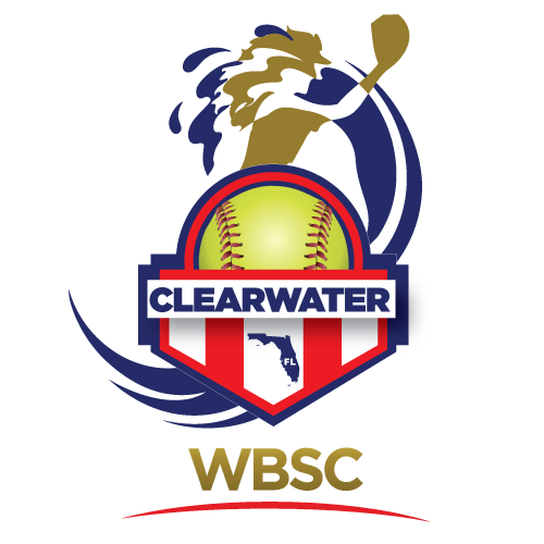 XII Jr. Women's Softball World Championship Logo