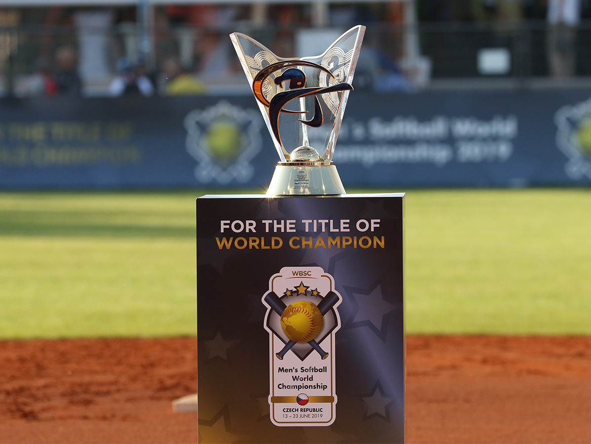WBSC - World Baseball Softball Confederation