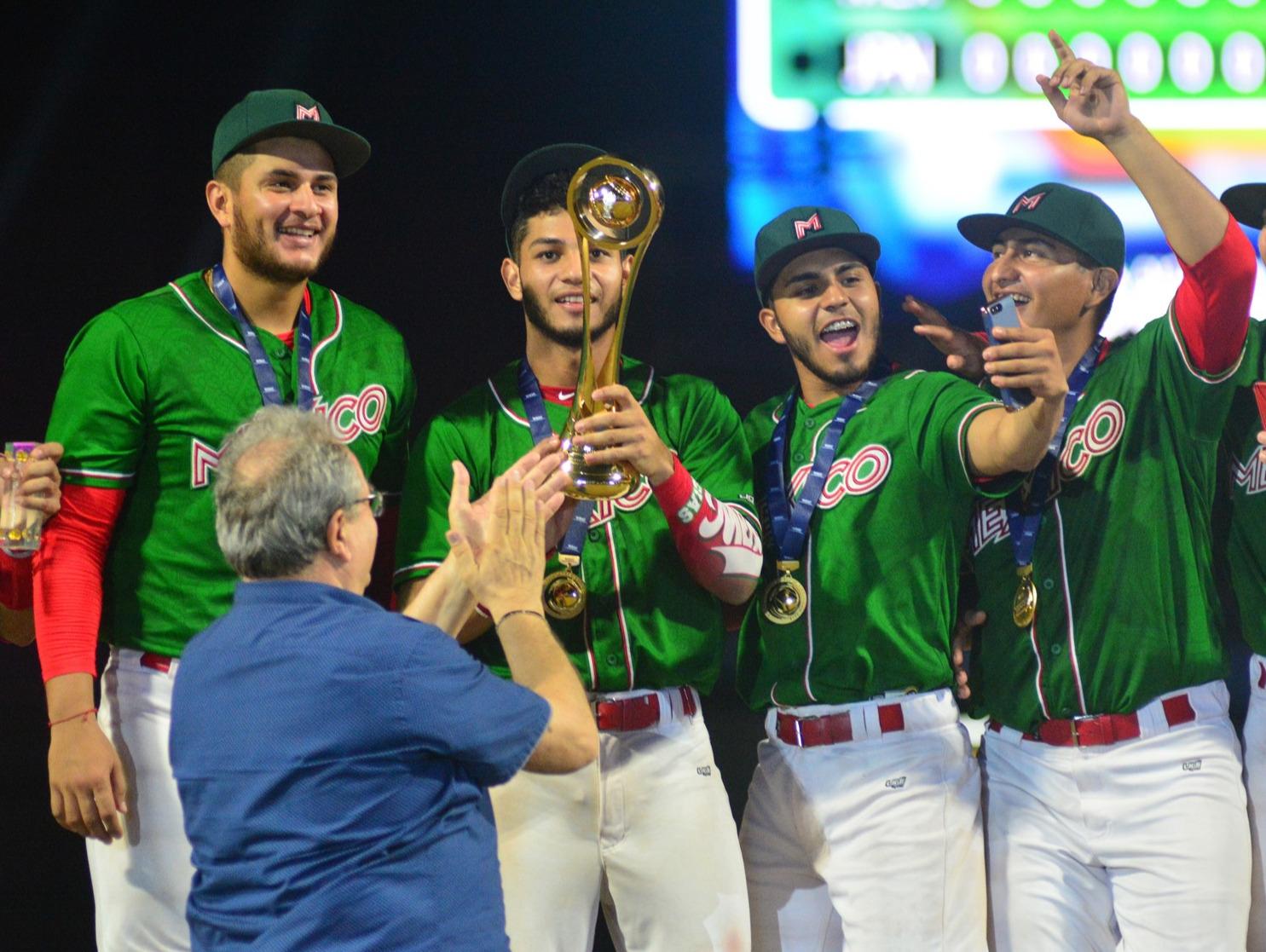 México defenderá su título en el Mundial Sub-23 ante su afición en Los Mochis y Ciudad Obregón.