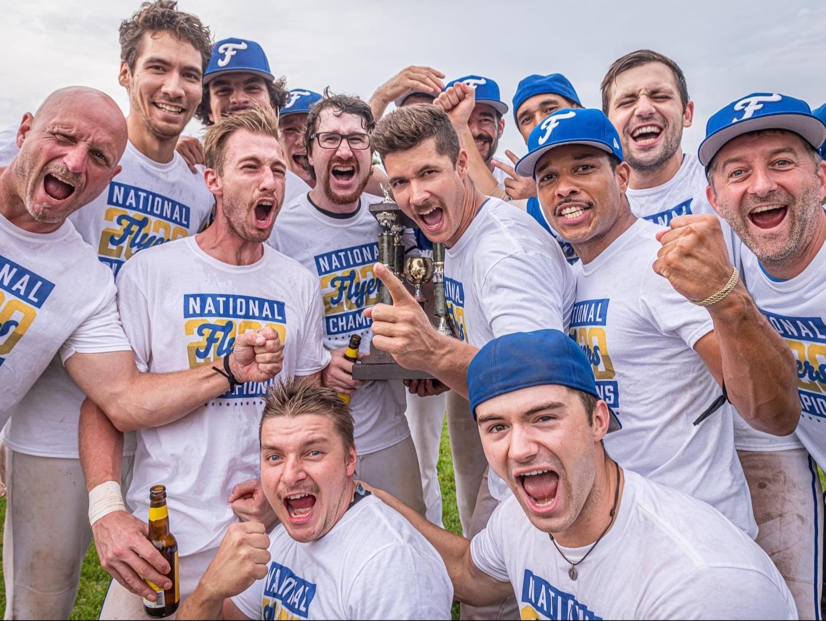 Therwil Flyers top Bern to win Swiss Baseball Championship