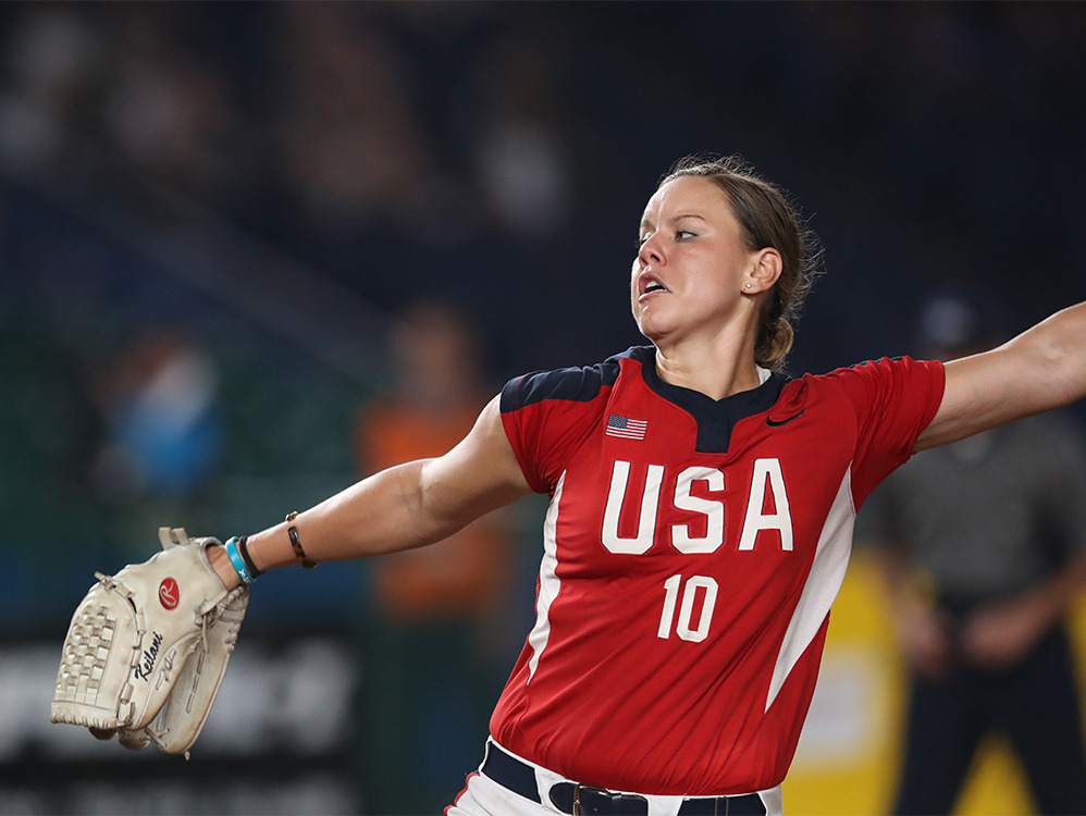 Softball Olympic Games 2020 - The official site - WBSC