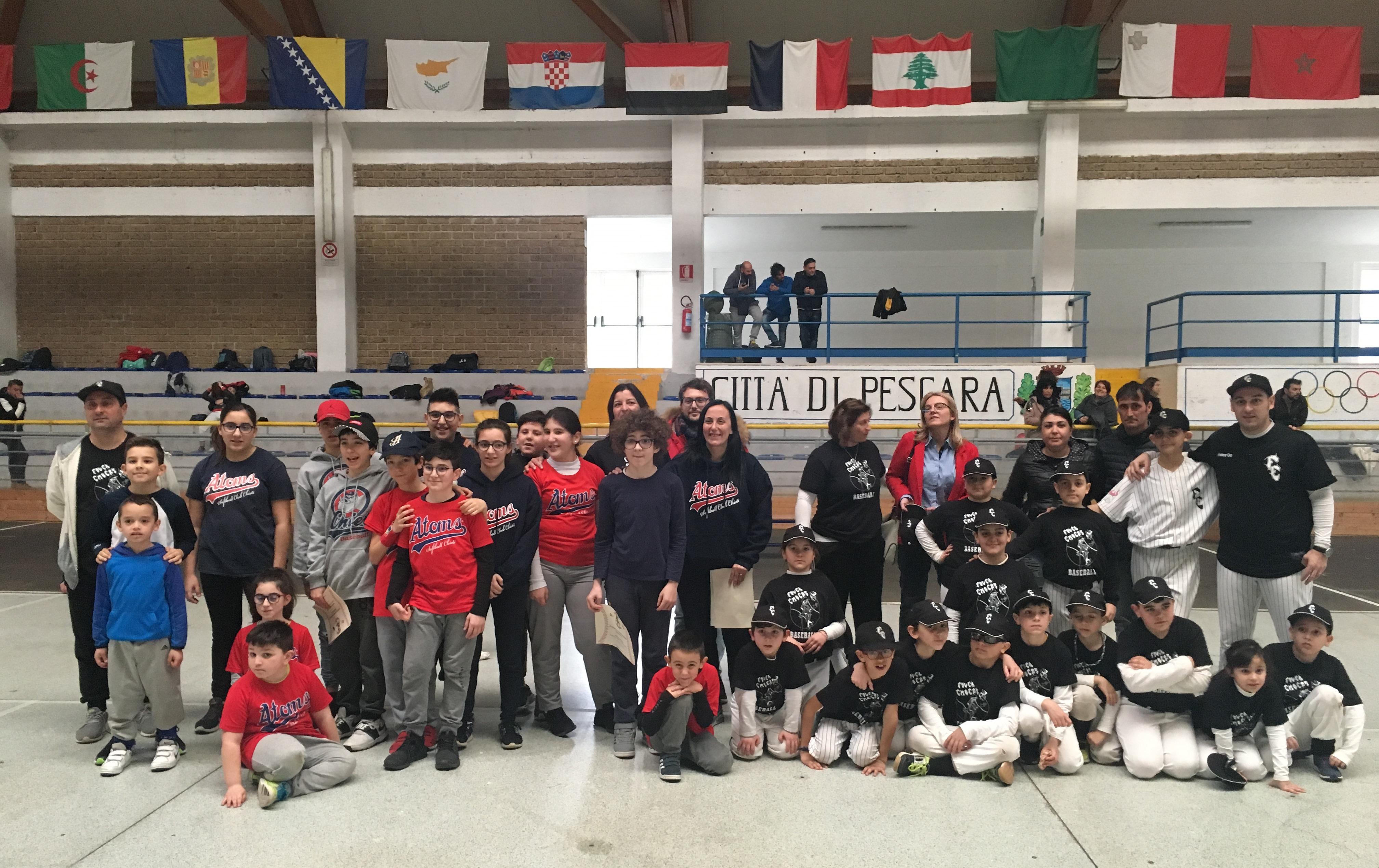 Torneo Indoor Minnucci 2019