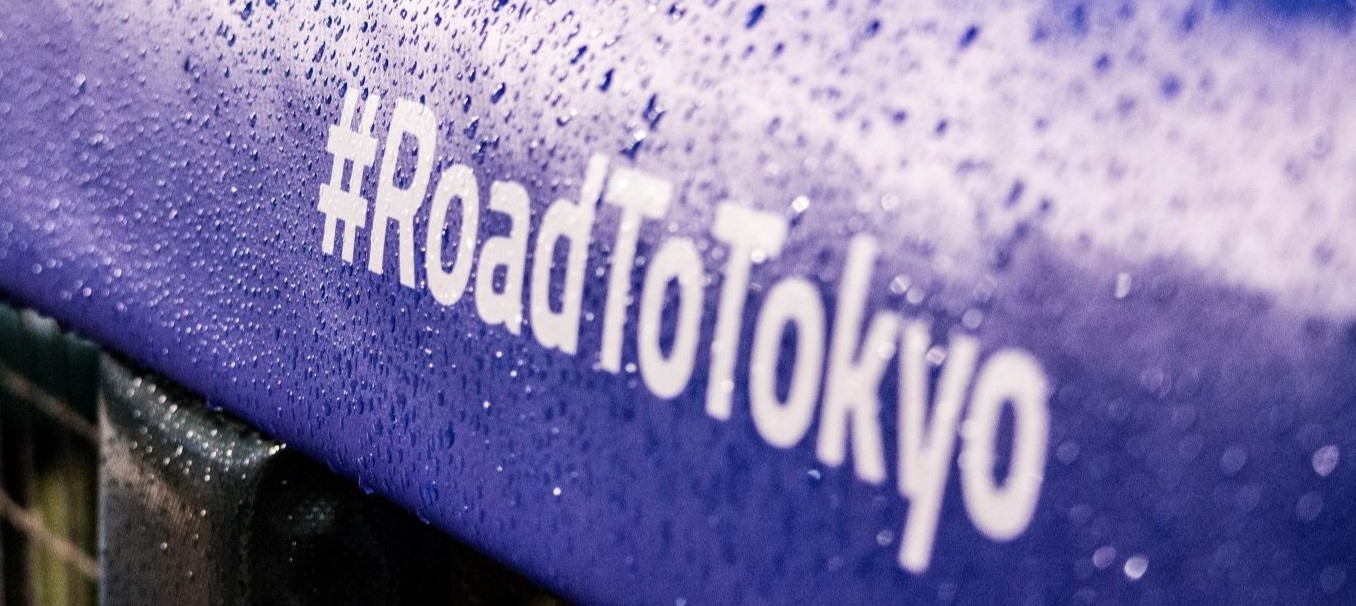 #Road to Tokyo 2020