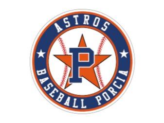A.S.D. Astros Porcia Baseball flag