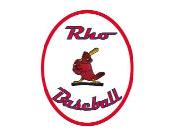 Rho Baseball A.S.D. flag