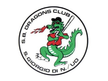 A.S.D. Softball Baseball Dragons Club flag