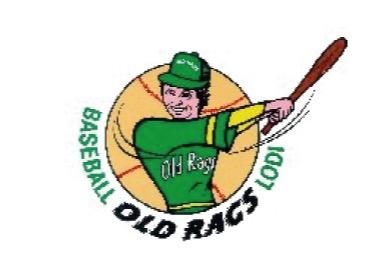 A.S.D. Baseball Old Rags Lodi flag