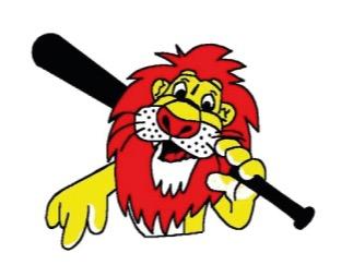 Lions Baseball Nettuno A.S.D. flag