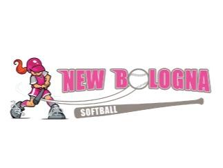 New Bologna Softball A.S.D. flag