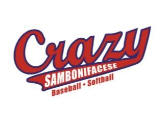 A.S.D. Crazy Sambonifacese Baseball Softball flag