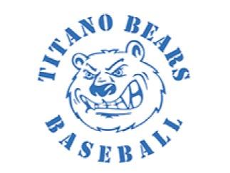 A.S.D. Titano Bears flag