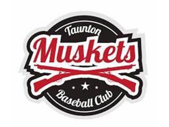 Taunton Muskets flag