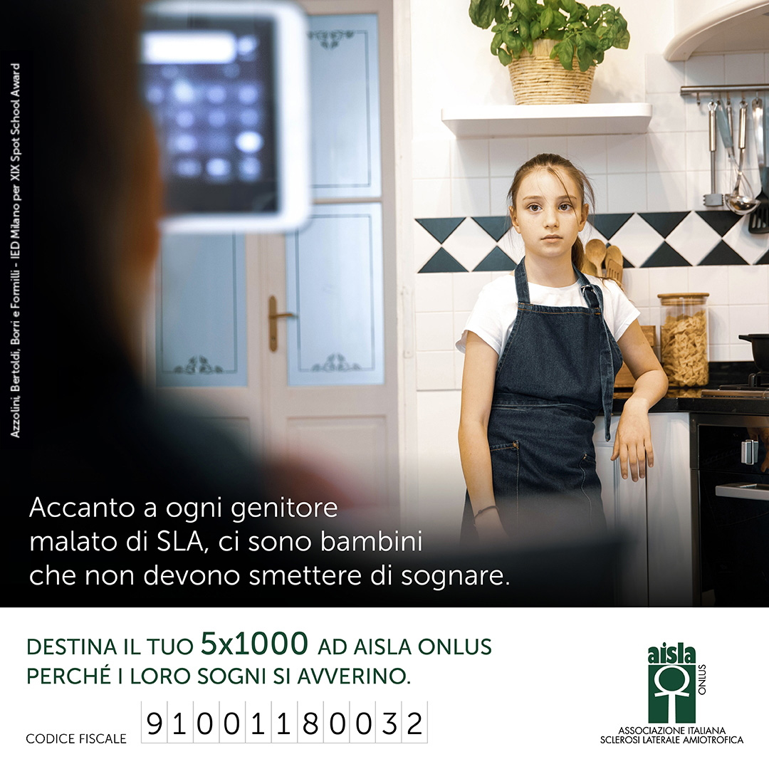 5x1000 Ad Aisla Onlus