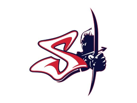 A.S.D. Sagittarius Baseball flag