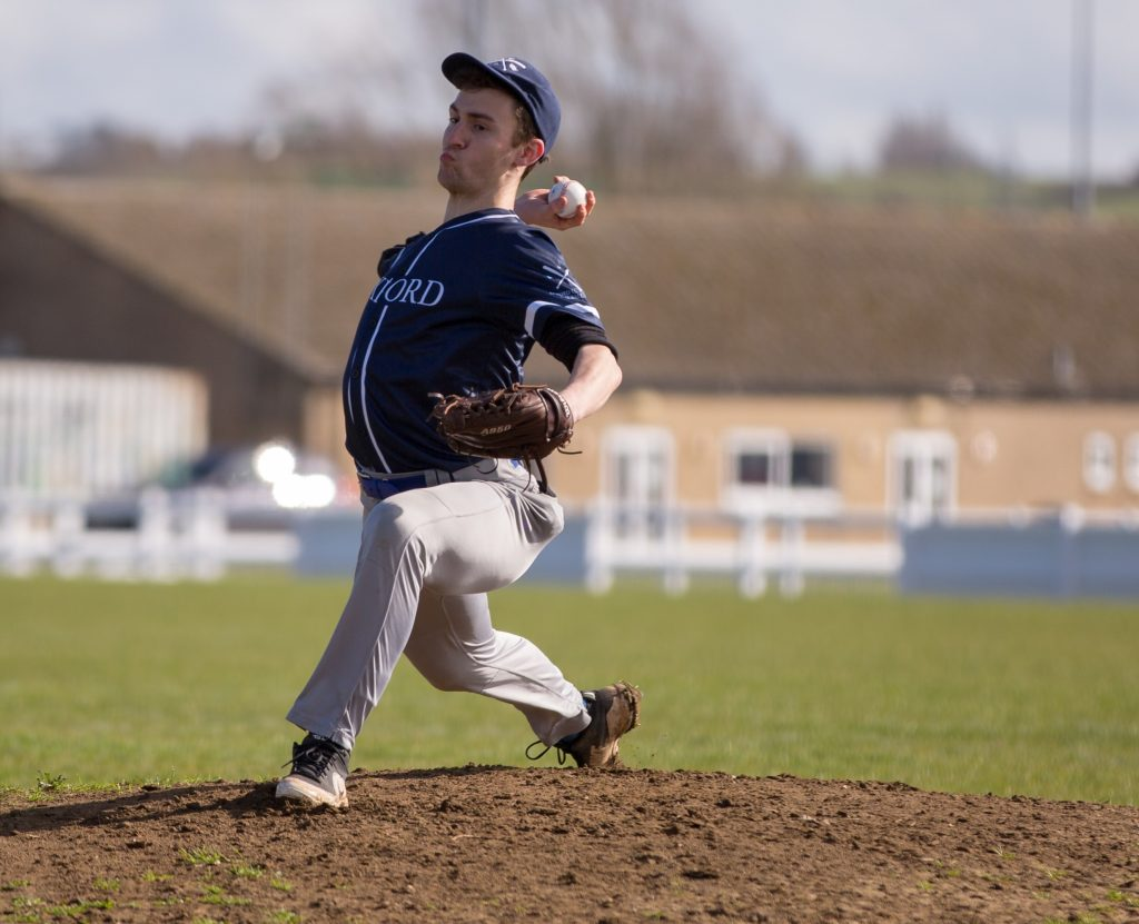 AJ Callis, Oxford winning pitcher