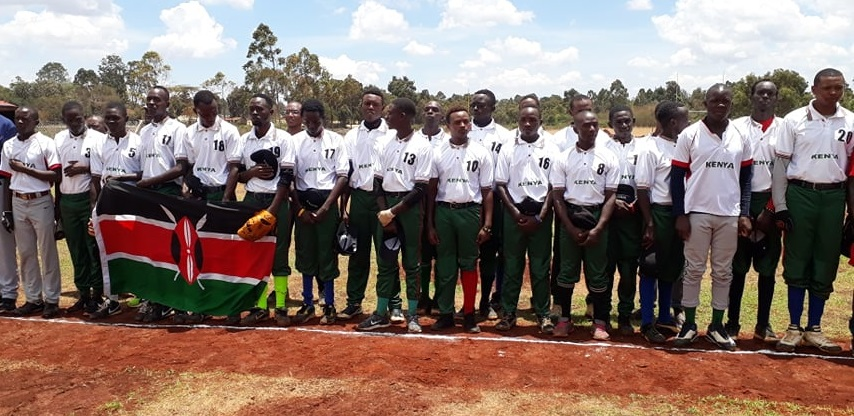Kenya advanced to the Africa Cup out of Zone East