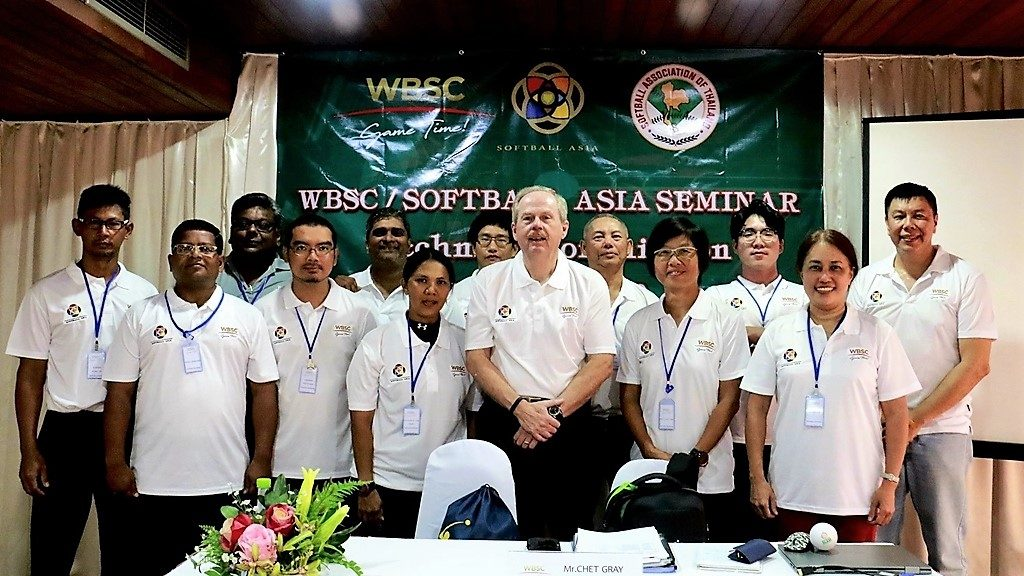 WBSC held four seminars in Asia