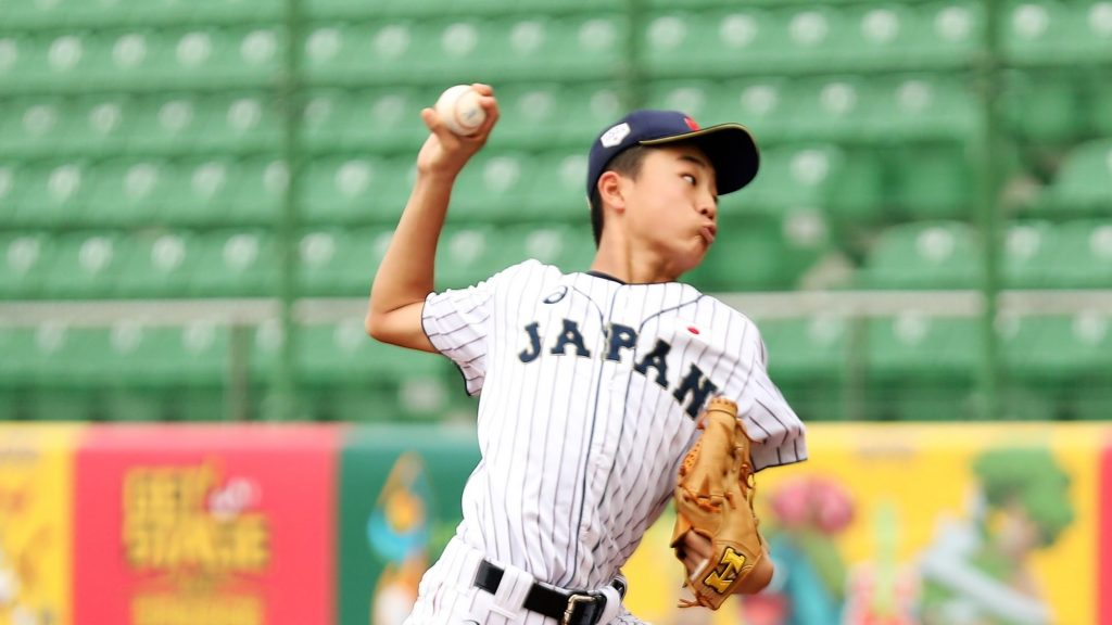Samurai Japan showed superb pitching, consistend defence, timely hitting