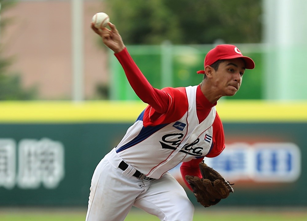 Alejandro Prieto and Christian Saez starred for Cuba