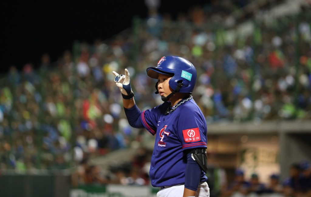 Chen Kai Sheng led Chinese Taipei to the U-12 Baseball World title on home turf