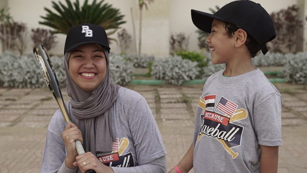 Because Baseball Egypt