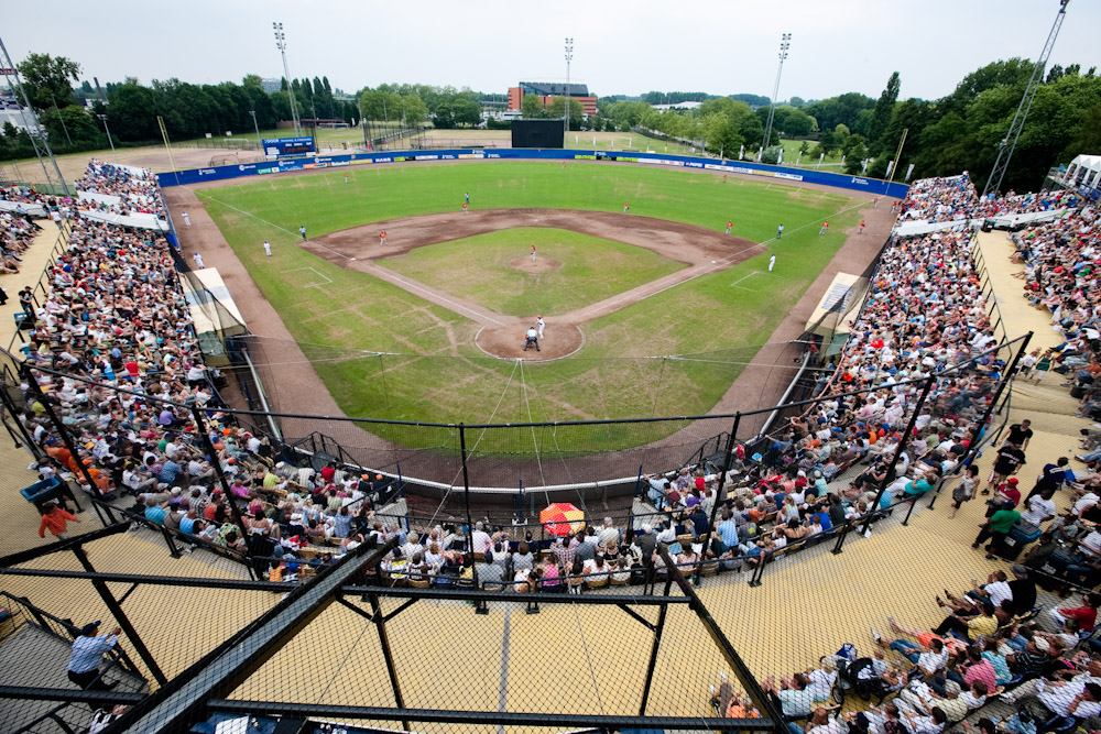 Familie Stadion hosts the World Port Tournament